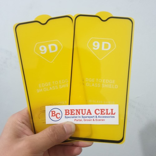 Foto Produk TEMPERED GLASS FULL LEM 9D OPPO REALME 5 PRO NEW 2019 dari BenuaCell