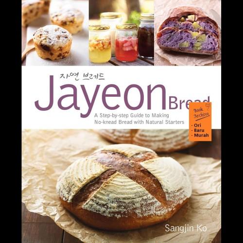 Foto Produk (Ready Stock) Jayeon Bread Sangjin Ko dari Book Archive