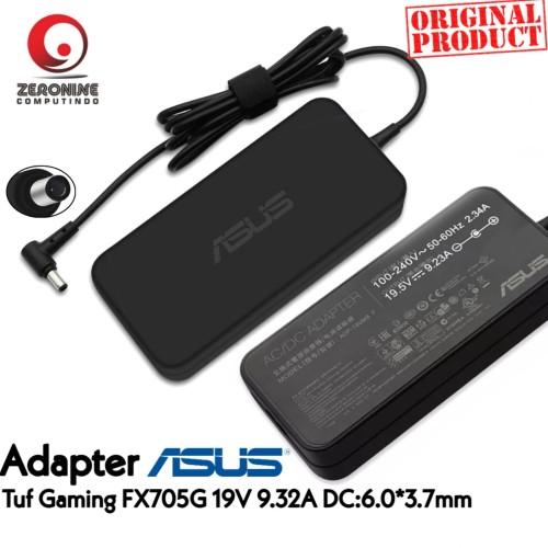 Foto Produk Adaptor Laptop Asus Tuf FX705G FX-705 19V 9.32A dari ZeroNine Computindo