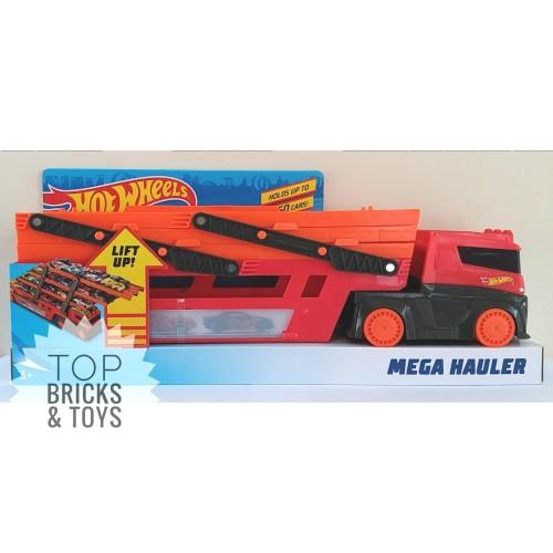 Foto Produk MATTEL, Hot Wheels Mega Hauler Truck 50th Anniversary dari Top Bricks & Toys