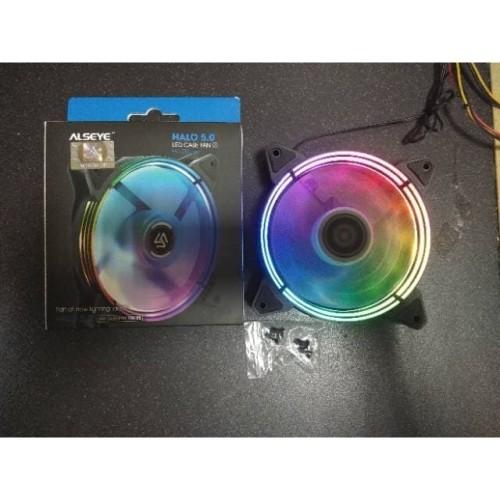 Foto Produk Alseye halo 5.0 H120-mr led fan case dari global aksesoris
