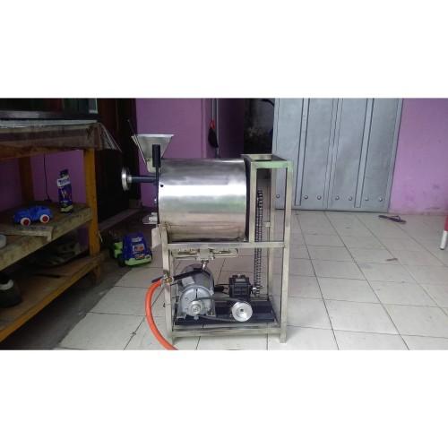 Foto Produk Mesin Sangrai Goreng Gongseng Roaster Kopi 2 kg dari yash mesin