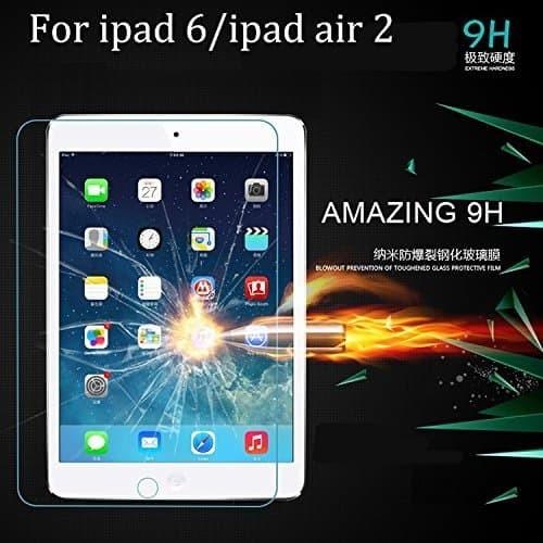 Foto Produk Temperglass Ipad 6 Temperedglass Ipad 6 Tempered Glass Ipad 6 dari Uniq-one shop