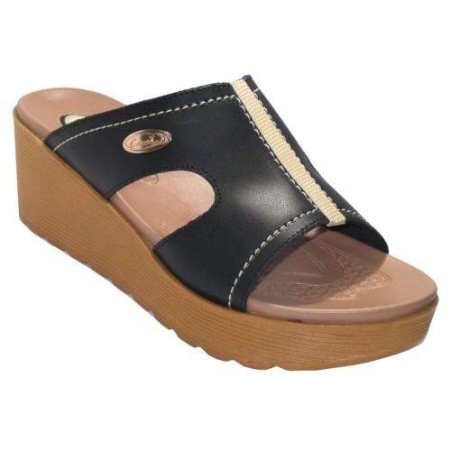 Foto Produk Sandal Casual Carvil FUTURE 01-Black dari Dinasti Shoes