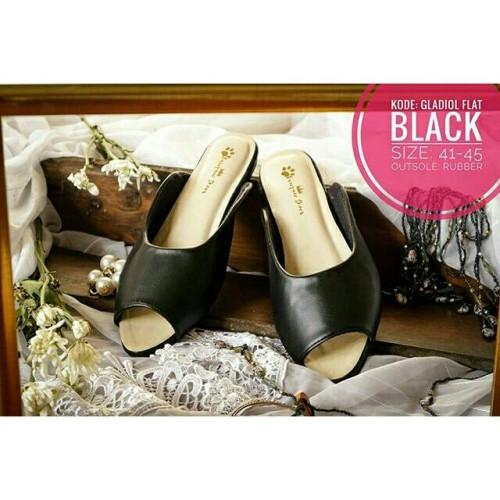 Foto Produk PAWPAWSHOES Sandal bigsize wanita jumbo kode gladiol black size 41-45 dari Dinasti Shoes