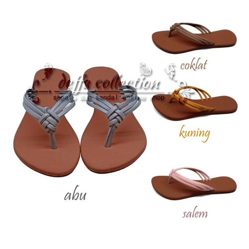 Foto Produk SENDAL JEPIT SIMPLE PLAN dari Dinasti Shoes