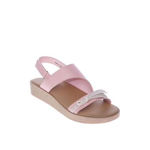 Foto Produk Cerelia Vinika Sandal Peach dari Dinasti Shoes