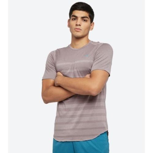 Foto Produk New Balance Men's Q Speed Jacquard Short Sleeve Kaos running Original - M dari tokosemuadiskon