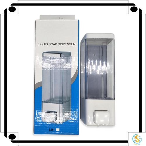Foto Produk Dispenser Sabun Cair LIQUID SOAP 1 Tabung 320ml - LIQUID SOAP R03 dari MitraBotol