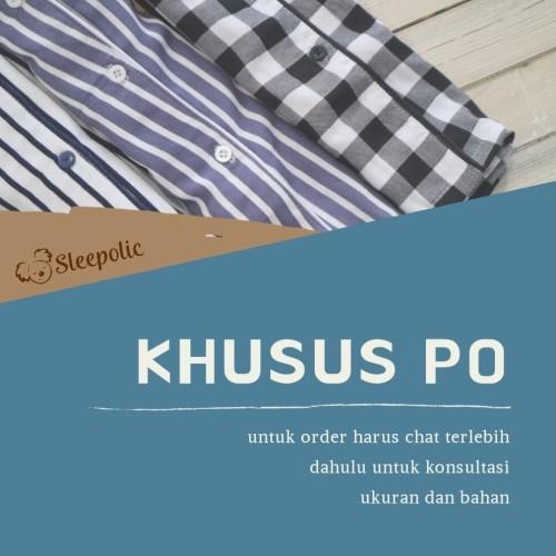 Foto Produk PO Piyama custom / piyama big size / piyama jumbo / baju tidur jumbo dari Topholic