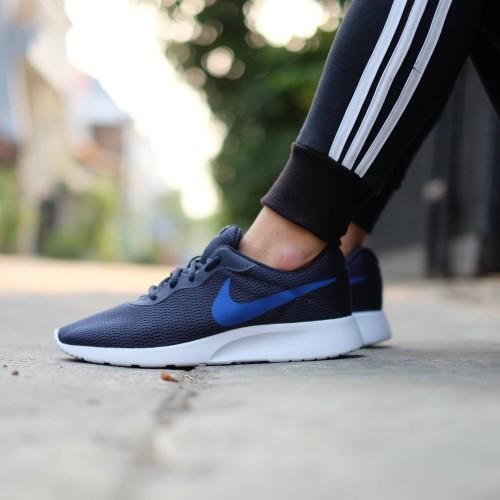 Nike Tanjun Trainers Navy Blue For Men Original Indonesia Quality