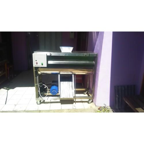 Foto Produk MESIN MIXER PENGADUK TEPUNG , POWDER , BUBUK KERING KAP 100 KG dari yash mesin