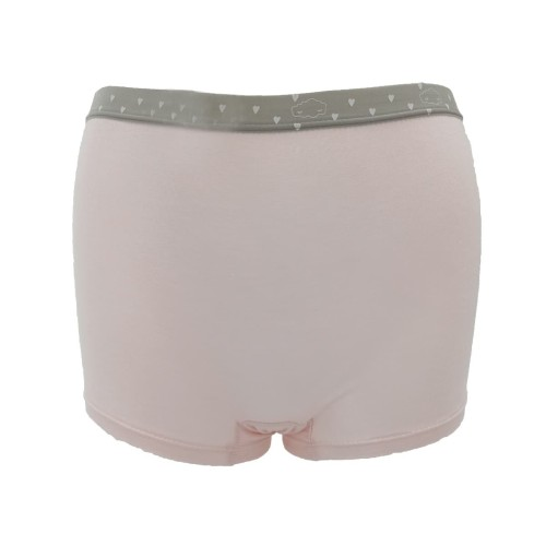 Foto Produk Young Curves Viscose Safety Short Panty C04-200243PNK - Pink - M dari Young Curves Official