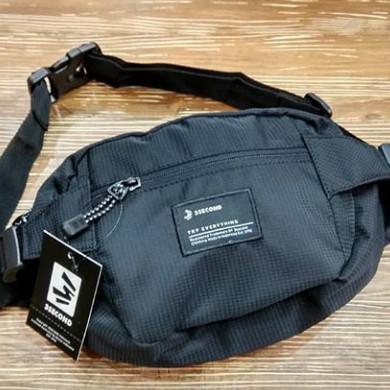 Foto Produk tas waist bag pria 3second 5601 ORIGINAL dari zoel_cloth