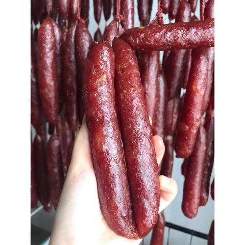 Foto Produk Lapchiong / Sosis Babi Homemade Khas Medan 1/2 kg - Oleh-oleh Lapciong dari Majime