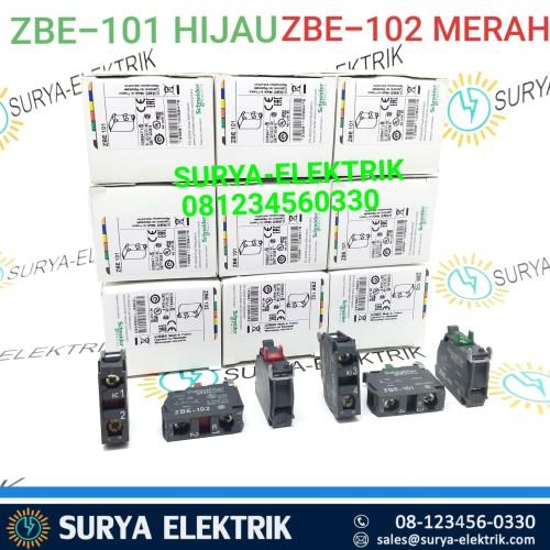 Foto Produk SCHNEIDER KONTAK BANTU PUSH BUTTON ZBE102 ZBE-102 ZBE 102 1NC MERAH dari SURYA-ELEKTRIK