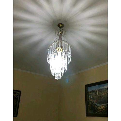 Foto Produk Lampu Gantung Hias rumah ruang tamu keluarga decoration lamp Garansi dari wirdi