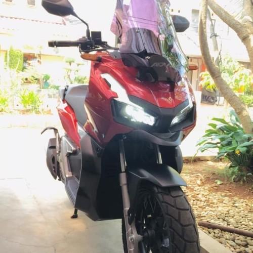 Foto Produk Moncong Bebek Winglet Tampeng Depan Honda ADV 150 dari masmur motoshop