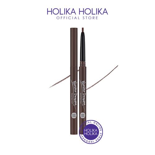 Foto Produk Holika Holika Wonder Drawing Skinny Eyeliner - 02 Wood Gray dari Holika Holika Indonesia