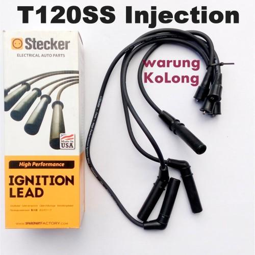 Foto Produk KABEL BUSI T120SS INJECTION MITSUBISHI MN115359 STECKER dari Warung KoLong 542
