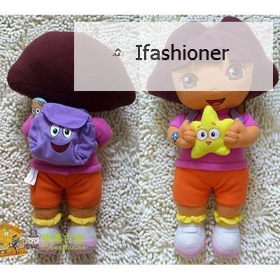 Foto Produk Boneka Plush Model Dora The Explorer dari Random Shop B