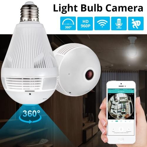 Foto Produk IP CAMERA CCTV BOHLAM V380 A9 WIRELESS WIFI 720P dari gadget mate