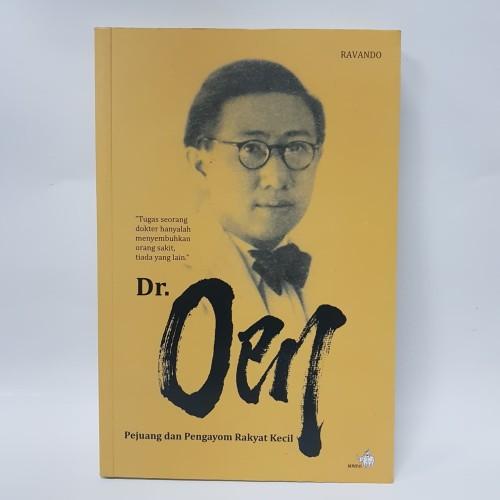 Foto Produk Buku. Dr. Oen Pejuang Dan Pengayom Rakyat Kecil dari Qeena Books Official