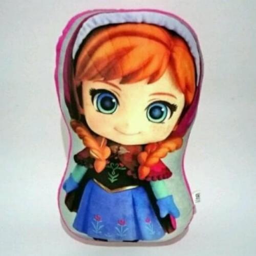 Foto Produk Bantal Boneka Princess Anna dari Ada Toko Disini Ya