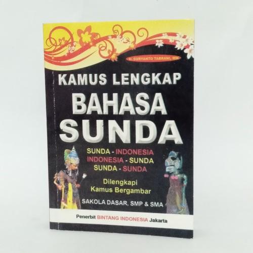 Foto Produk Kamus Lengkap Bahasa Sunda dari Toko Buku dan Stationery