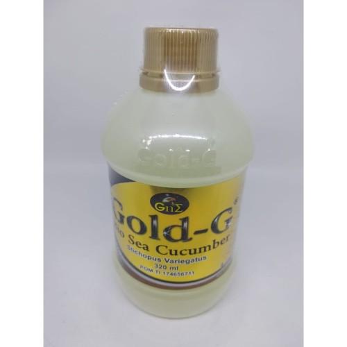 Foto Produk Gold-Gamat 320 ml dari GNE Product