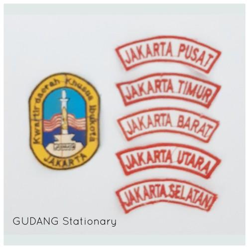 Foto Produk Emblem Kwartir + Lokasi Pramuka - Jakarta Barat dari Gudang Stationary