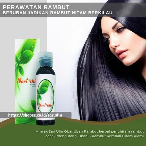 Foto Produk Sari Ulin Obat Menghilangkan Rambut Uban Secara Alami dari Biji Ulin dari Sari Ulin