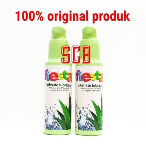 Foto Produk Fiesta Intimate Lubricant With Aloe Vera & Vitamin E dari Toko Obat SCB