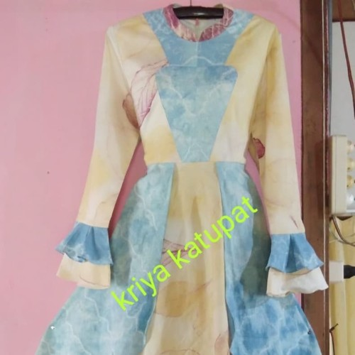 Foto Produk baju sasirangan dari Kriya Katupat