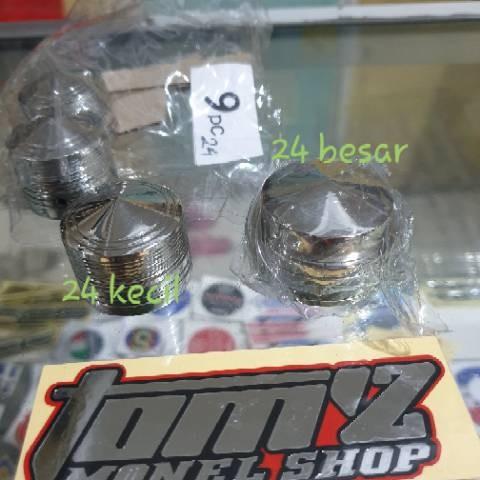 Foto Produk part motor baut dan uk 22 monel 24 Tutup dari okeoke14