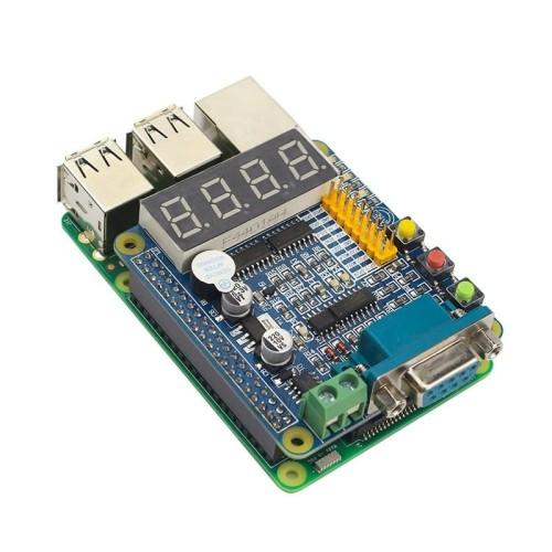 Foto Produk Raspberry Pi 2/3/4 GPIO-232 Multifunction Expansion Board Hat dari TOKO BEY