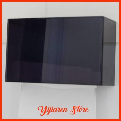 Foto Produk Kotak Tissue Tisu Toilet Acrylic Rayben/Hand Towel Dispenser dari Yijiaren Store