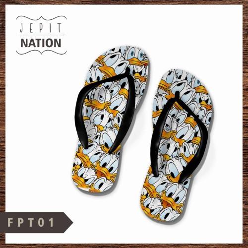 Foto Produk [WANITA] Minion Mickey Sendal jepit cewe cewek sandal murah flip flop dari JepitNation