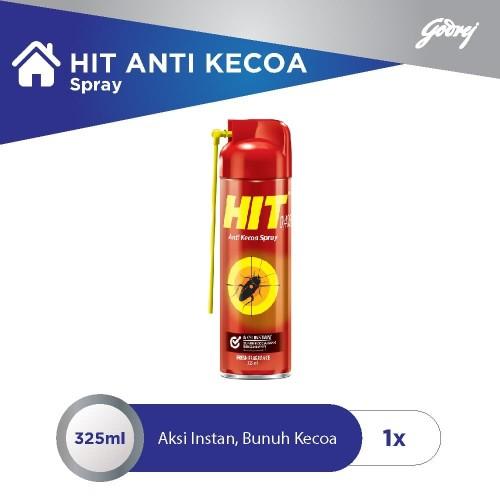 Foto Produk HIT ANTI KECOA SPRAY 325ML dari Godrej Indonesia Store