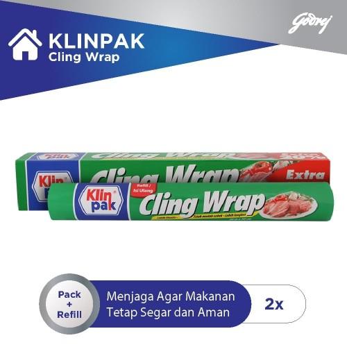 Foto Produk KLINPAK CLING WRAP & REFILL dari Godrej Indonesia Store