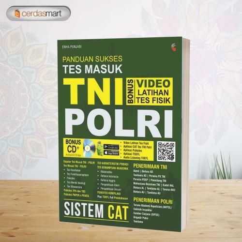 Foto Produk Panduan Sukses Tes Masuk TNI POLRI dari cerdas media