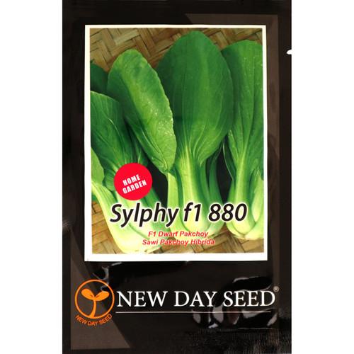 Foto Produk Benih New Day Seed Pakchoy Sylphy F1 dari MW Hydro Tangerang
