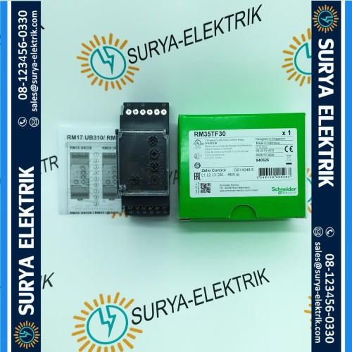 Foto Produk Schneider Zelio Relay Under Over Voltage Phase Control RM35TF30 Ori dari SURYA-ELEKTRIK