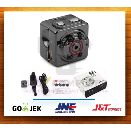 Foto Produk Spy Mini Kamera SQ8 HD Infrared Night Vision Cam / CAM MINI SQ8 dari Warung_Komputer