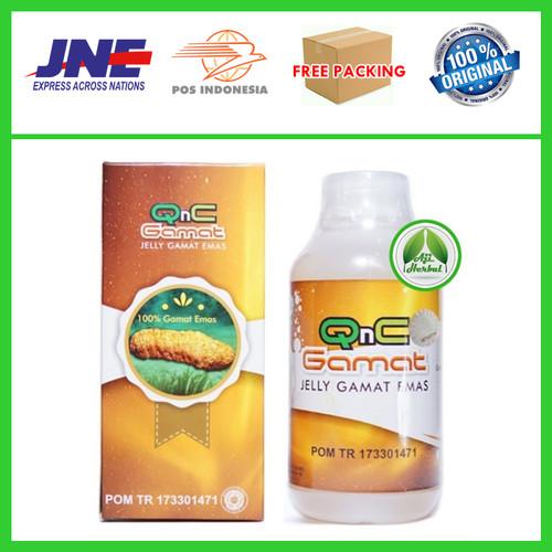 Foto Produk Obat Jantung Berdebar dan Sesak Napas - Jelly Gamat dari Aji Herbal 01