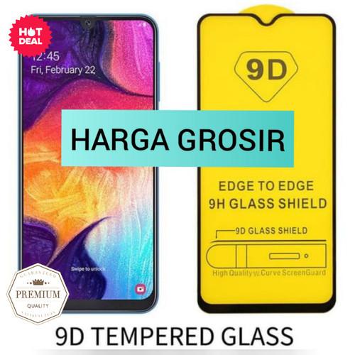 Foto Produk TEMPERED GLASS FULL LEM 9D SAMSUNG APPLE OPPO VIVO REDMI XIAOMI REALME dari handphonecase88