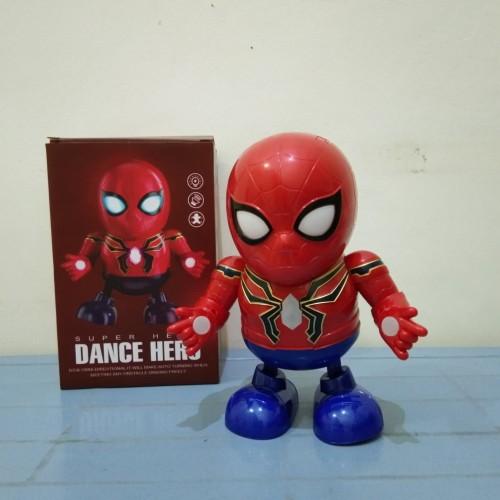 Foto Produk Dance Hero Smart Dance Robot Super Hero With Music & LED LIGHT dari StoryOfToys