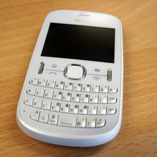 Foto Produk Nokia Asha 201 HNP4 dari Risma Kharisa