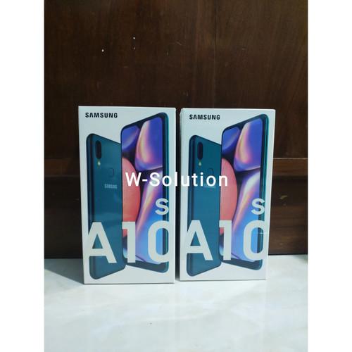 Foto Produk Samsung galaxy A10s 2/32 GB A10 S Garansi Resmi SEIN RAM 2GB ROM 32GB - Random dari W-Solution