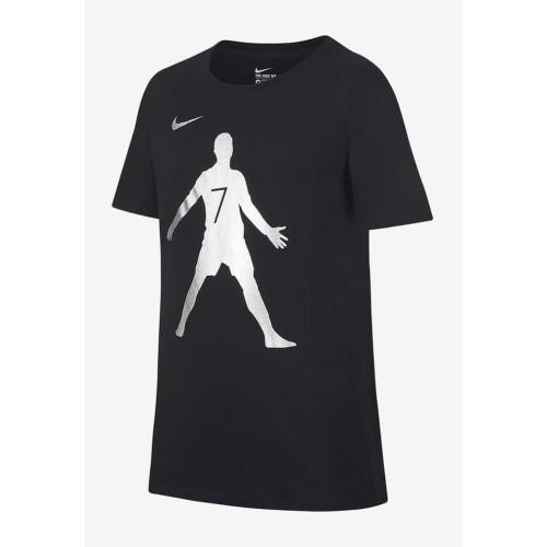 Foto Produk Kaos Nike Baju Combed 30S Distro LOGO BESAR Cr7 CR 7 Juve Juventus dari -MAX SHOP-
